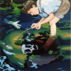<strong>Pond Life</strong>Acrylic on Canvas, 190 x 190 cm, 2005